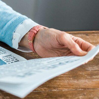 Zeitung Plaudertasche